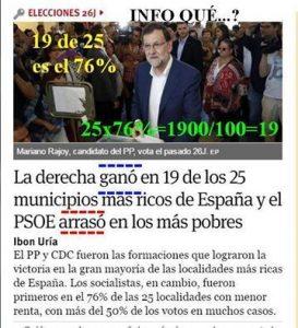 INFOLIBRE SATÉLITE DE FERRERAS, MANERAS DE ENGAÑAR UN 76% UNAS VECES ES GANAR, OTRAS ES ARRASAR