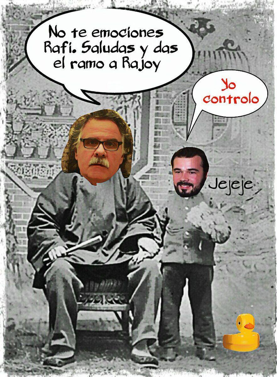 Los expatriados a punto de ser recibidos por Rajoy
