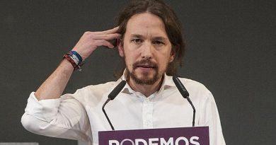 """Pablo Iglesias declaró """"Si algo hemos aprendido en estos años es que los que han dejado sin casa a la gente son los bancos y que, como decía Terele Pávez, a quien hay que tener miedo es a los hijos de puta""""."""