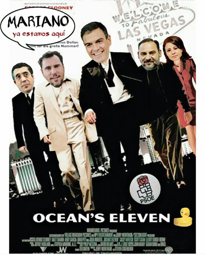 A Pedro Sánchez y los suyos les da igual perder las elecciones, harán todas las trampas posibles para tocar poder. Ilustración de Linda Galmor