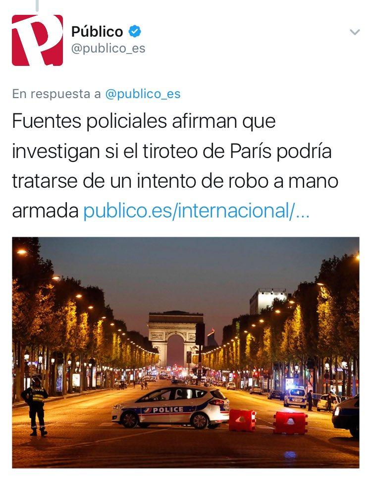 Mientras ISIS reivindica el atentado de París, los juntaletras de la merma...