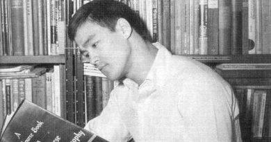 Bruce Lee y la filosofía cina