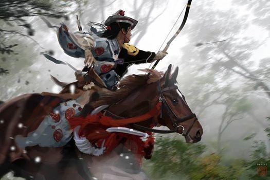 «Cuando se desploman un caballo, una persona o un adversario, se desmoronan del ritmo del tiempo».