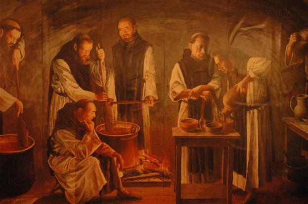 el aragonés Monasterio de Piedra