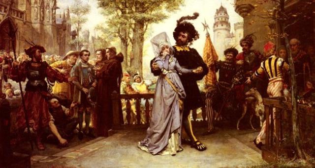 El derecho de la primera noche, o Ius Primae Noctis en latín, era el derecho del noble a tener relaciones sexuales con una muchacha recién casada