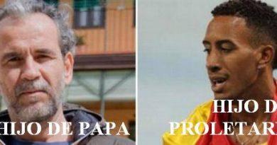 El hijo de papá y el del proletariado