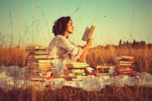 Estaba yo leyendo un magnífico libro