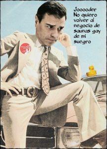 Lo primero España, verdad Snchz