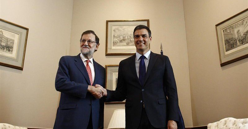 Logrará Rajoy convencer a Sánchez