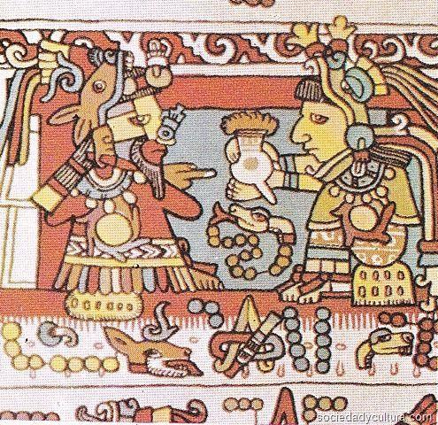 los aztecas y el chocolate