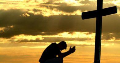 los católicos y la Cruz