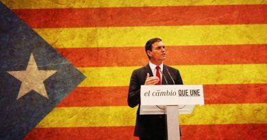 Sánchez y los separatistas