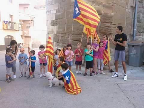 Esta es la cultura que se imparte a los niños en Cataluña