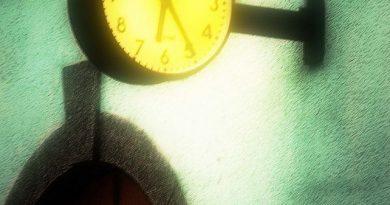 Tiempo detenido. Foto de Rodolfo Arévalo