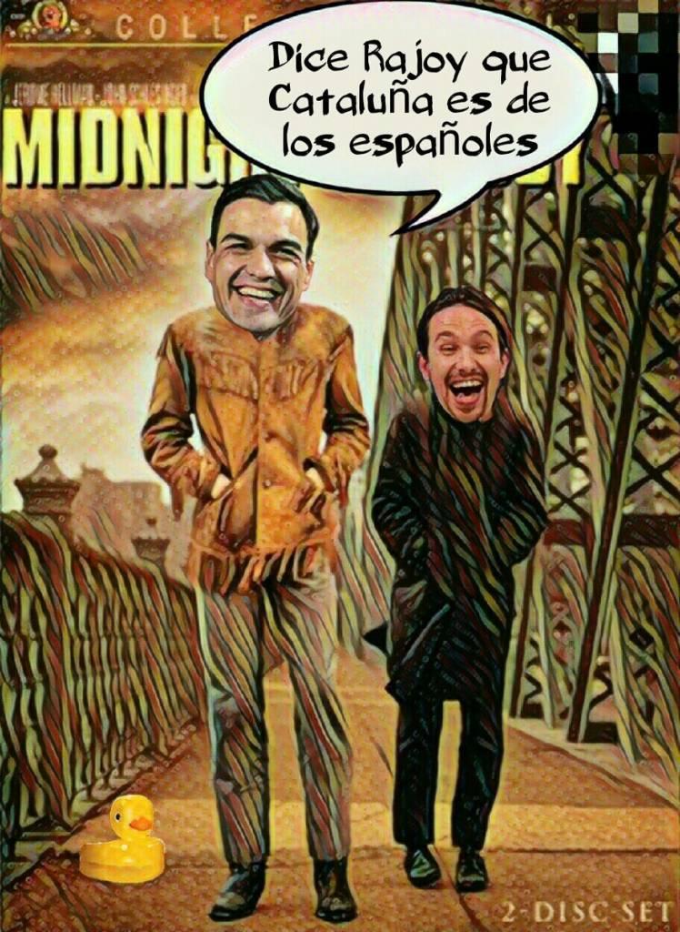 La izquierda está gripads por su estupidez y odio a España como Nación