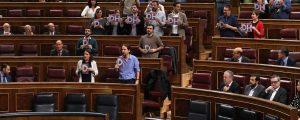 el-circo-de-podemos-en-el-parlamento-pidiendo-mas-derechos-humanos