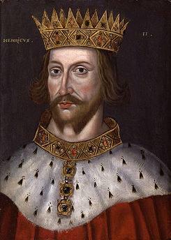 Enrique II de Inglaterra