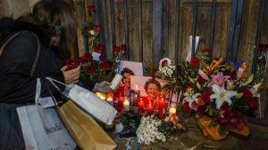 Homenaje valenciano a su alcaldesa Rita Barberá.jpg FOTO MIGUEL LORENZO