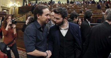 PRIMERA JORNADA DE LA SESION DE INVESTIDURA