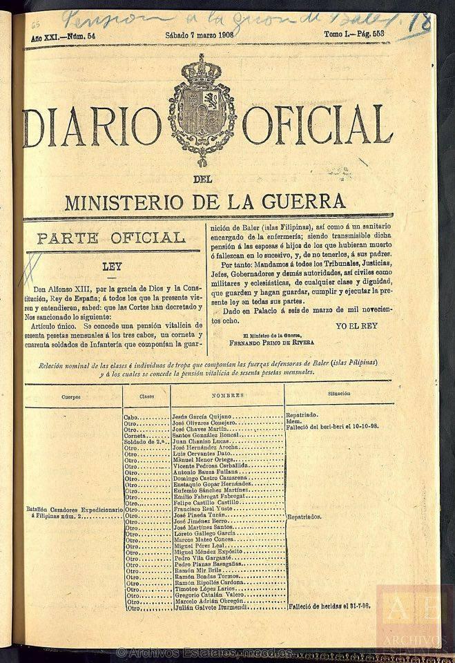 diario-oficial-ministerio-de-la-guerra