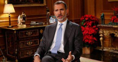 Mensaje de Navidad de Su Majestad el Rey de 2017
