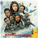 """Especial Podemos Wars. """"la Peña contra el Emperador: La batalla de Twitter"""""""
