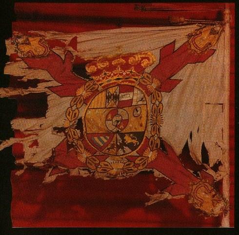 bandera-espanola-de-la-milicia-de-la-laguna