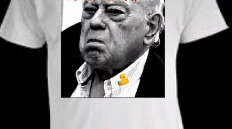Camiseta de la revolución catalana