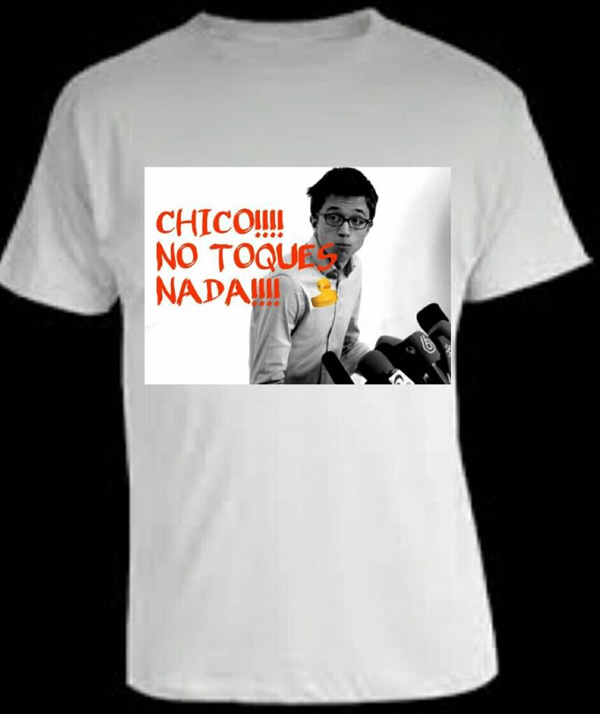 Camiseta edición limitada Vistalegre II