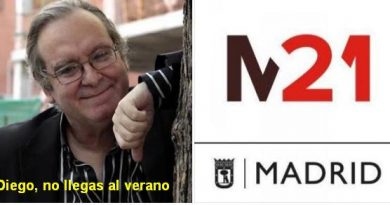 DIEGO MANRIQUE ESTRENA