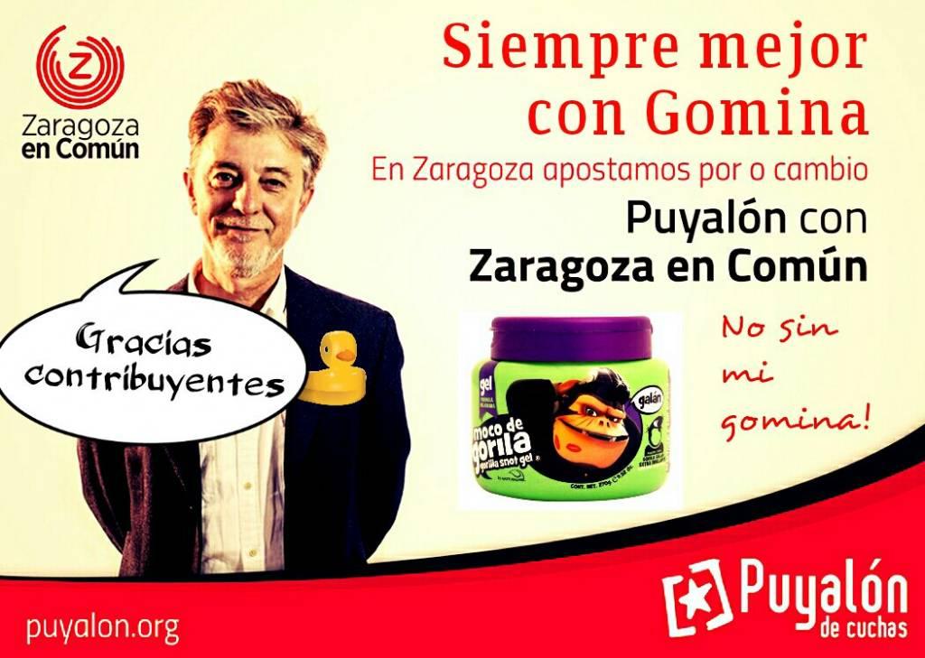 El alcalde de ZAragoza aboga por una Academia Militar no militarista. Con himno Imagine quizás