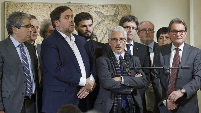 El exjuez Santi Vidal