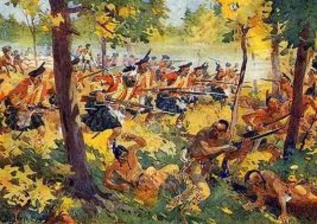 El incidente en Fort Pitt fue uno de los primeros casos conocidos de guerra biológica deliberada en Norteamérica