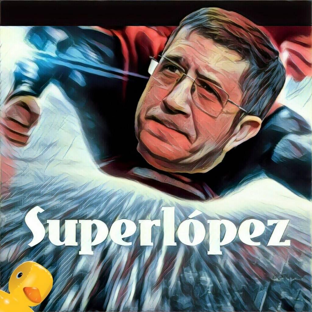 Es... el Pachi, al rescate del PSOE