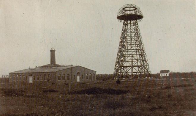Laboratorio y Torre Wanderclyffe
