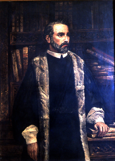 Retrato de Pau Claris. Antoni Reynes (1880)