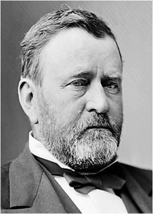 Ulysses Grant, más conocido como Ulysses S. Grant, fue el décimo octavo presidente de los Estados Unidos. Logró fama internacional al liderar la Unión en la Guerra Civil Estadounidense