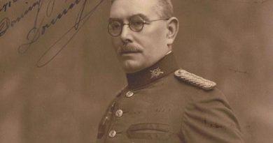 el general Domingo Batet Mestres en Cataluña