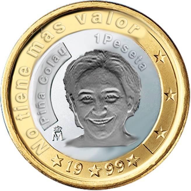 el nuevo euro para los separatistas de Cataluña