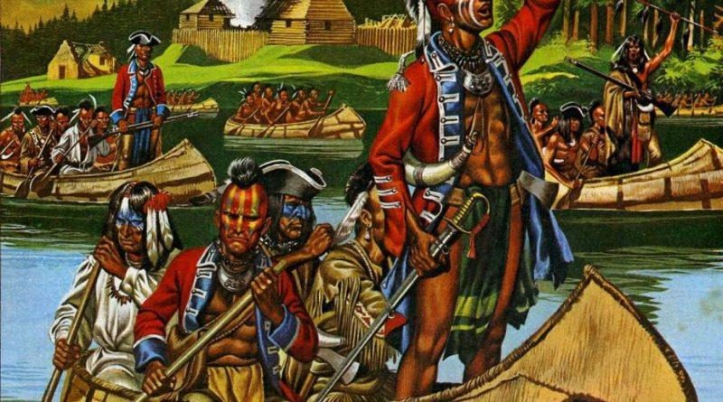 la Rebelión de Pontiac cogió a los británicos enteramente por sorpresa,