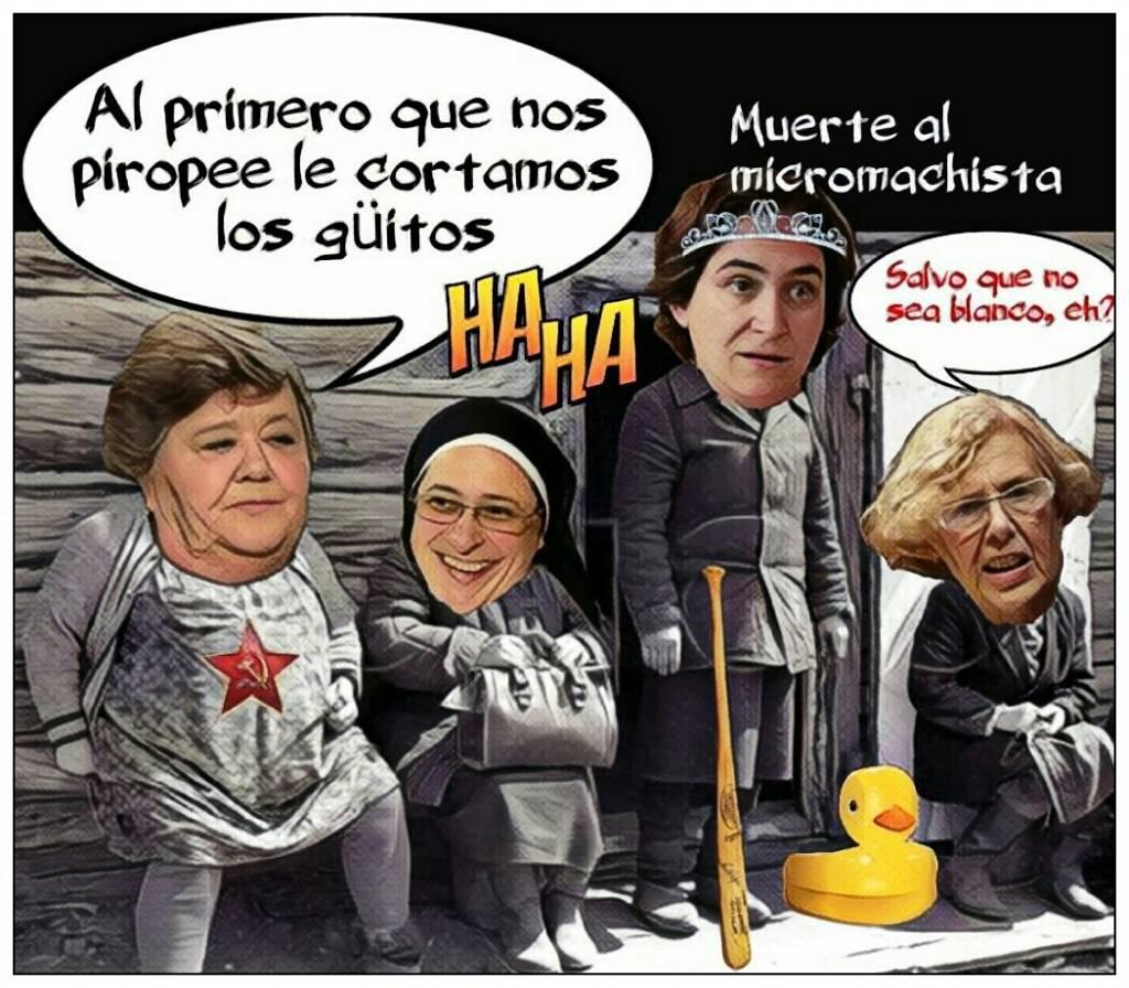 ope-con-las-musas-del-comunismo-en-espana
