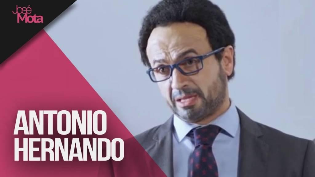 Discurso de Antonio Hernando - Especial Nochevieja 2016. José Mota