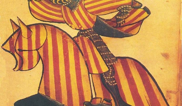 ELSEÑAL rey de Aragón de Valencia y de Mallorca Conde de Barcelona