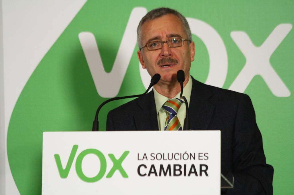 José Antonio Ortega Lara.