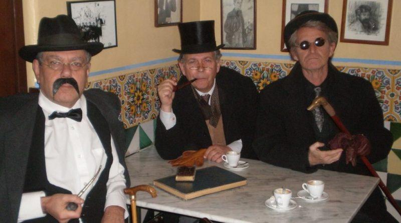 Ju.lio Murillo y su grupo surrealista