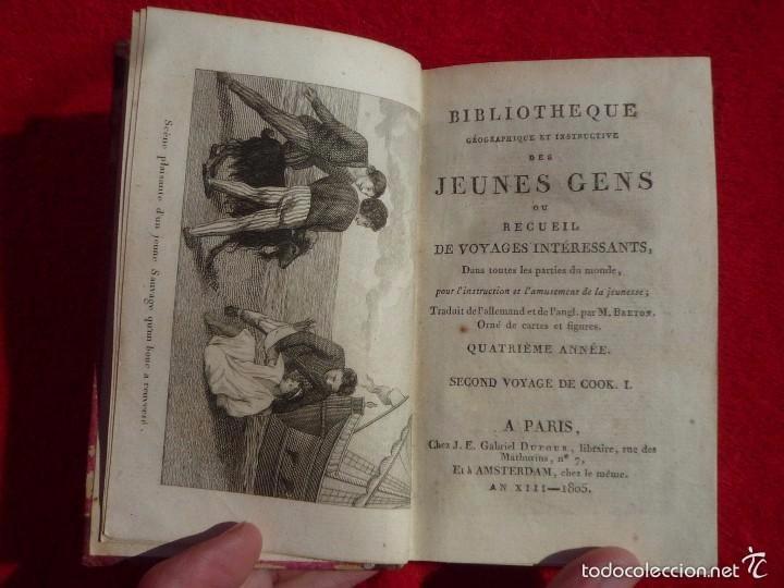 Libros de James Cook