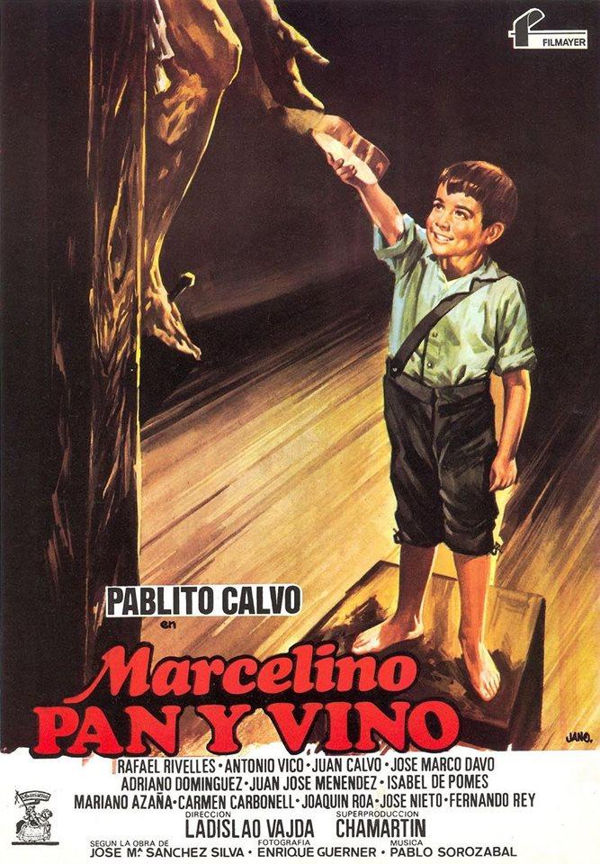 Pablito Calvo en Marcelino Pan y Vino