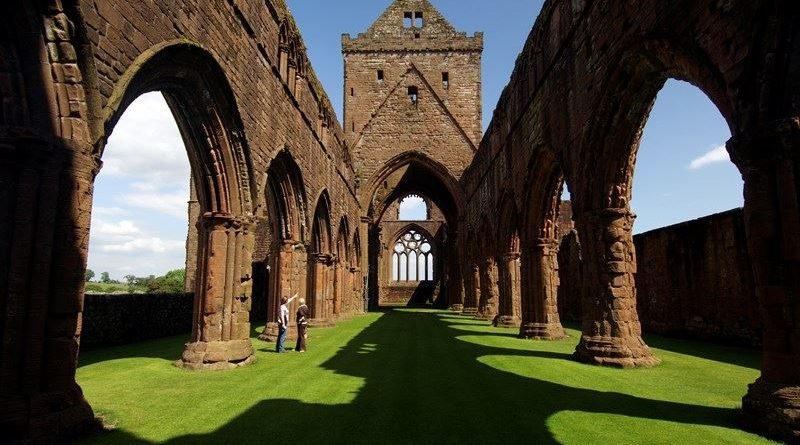 Sweetheart-Abbey