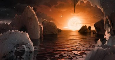 NASA: We've found 7 Earth-sized planets around a single star outside our solar system