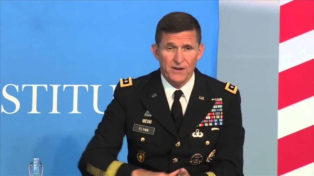 el general Flynn,